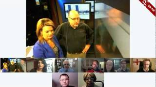 Download BBC Round table with KOMU-TV about Google Plus Hangouts On-Air Video