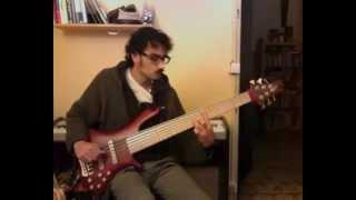 Download Sergio Di Finizio - Bajo flamenco (bulerías) Video