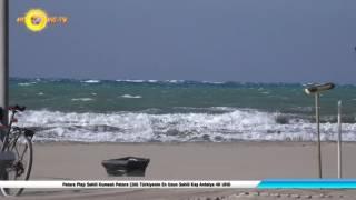 Download Patara Plajı Sahili Kumsalı Patara Çölü Türkiyenin En Uzun Sahili Kaş Antalya 4K UHD Video