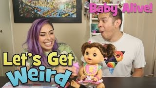 Download BABY ALIVE - Lets Get Weird Video