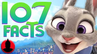 Download 107 Zootopia Facts YOU Should Know - (ToonedUp #124) | ChannelFrederator Video