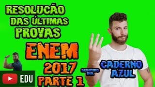 Download RESOLUÇÃO ENEM - 2017 - PARTE 1 Video