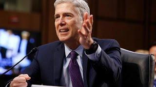 Download 'I'll criticise judges': Trump defiant after Gorsuch rebuke Video