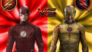 Download The Flash vs The Reverse-Flash ALL FIGHT (season 1)! Video