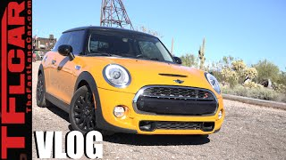 Download 2016 MINI Cooper S Review: More BMW than Cooper? Video