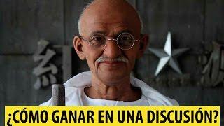 Download Cómo Ganar en una Discusión, según Gandhi Video
