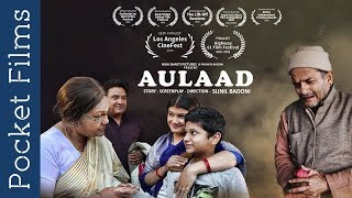 Download Aulaad (Progeny) - Hindi Drama Short Film   Mother And Son's Award Winning Story Video
