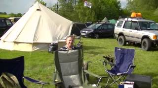 Download 51 Foxy At The Bushcraft Show 2015 Video