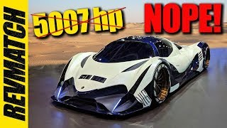 Download Impossible! World's Most Powerful Supercar Video