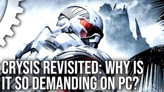 Download Crysis 10 Years On: Why It's Still Melting The Most Powerful Gaming PCs Video