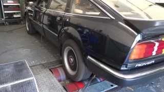 Download Rover SD1 V8 Tuning Session Video