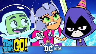Download Teen Titans Go! | Space Adventures! | DC Kids Video