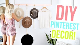 Download DIY Pinterest Room Decor Ideas!   Aspyn Ovard Video