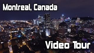 Download Montreal, Canada Video Tour - Filmed with a Drone and a Samsung S7 Edge Video