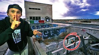 Download Hide N Seek in ABANDONED Water Treatment Plant! (If found, draw on face) Video