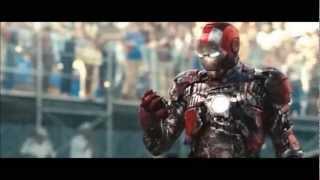 Download IRON MAN 2 - Monaco Fight Scene [HD] Video