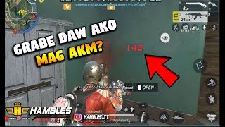 Download Grabe daw ako mag AKM?? [TAGALOG] (Rules of Survival: Battle Royale) Video
