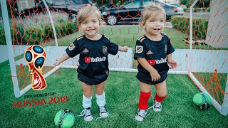 Download TWO YEAR OLD FIFA World Cup Soccer Video