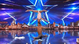 Download Britain's Got Talent 2019 Dust in the Wind Full Audition S13E06 Video