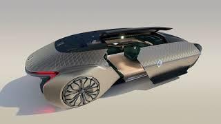Download 2018 Renault ez ultimo // 3d animation Video