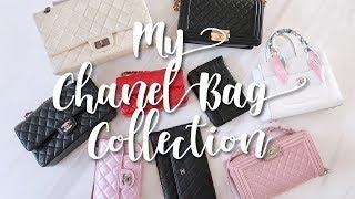 Download 我的小香包包收藏! CHANEL BAG COLLECTION: 超簡單清潔包包方法, 收納 & 保養小香包包分享 ♥ HelloItsMi Video
