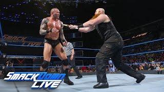 Download Randy Orton vs. Erick Rowan - No Disqualification Match: SmackDown LIVE, April 25, 2017 Video