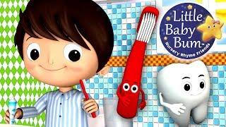 Download This Is The Way We Brush Our Teeth | Nursery Rhymes | from LittleBabyBum! Video