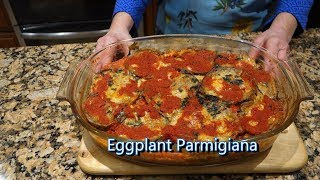 Download Italian Grandma Makes Eggplant Parmigiana Video