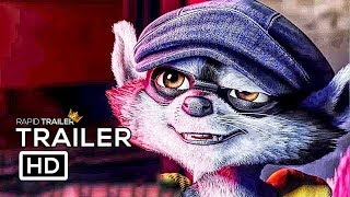 Download SLY COOPER Official Trailer (2018) Animated Movie HD Video
