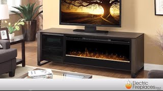 Download Electric Fireplace Media Center | Fireplace TV Stand Video
