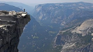 Download Hiking Half Dome, Yosemite National Park, USA in 4K (Ultra HD) Video