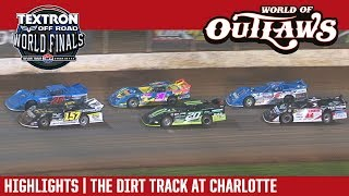 Download World of Outlaws Craftsman Late Models The Dirt Track at Charlotte November 3rd, 2017 | HIGHLIGHTS Video
