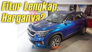Download Saingan Honda HR-V, SUV KIA Seltos Dibanderol Mulai Rp 295 juta Video