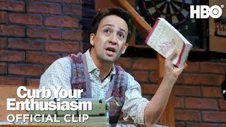 Download I Do Not Like This Man ft. Lin-Manuel Miranda | Curb Your Enthusiasm | Season 9 Video