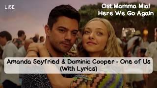 Download Mamma Mia! Here We Go Again - One of Us (Lyrics Video) Video