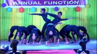 Download Artistic Yoga at Kendriya Vidyalaya, AFS, Nashik (choreographed by Priyanka Kewat ) Video