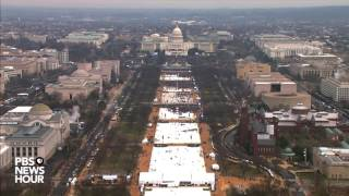 Download Watch a timelapse of the National Mall on Inauguration Day Video