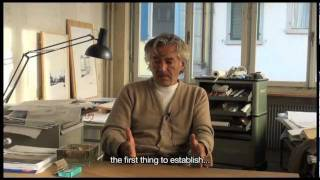 Download Peter Märkli on Education Research and Practice in Architecture Video