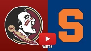 Download Florida State vs Syracuse Week 3 Full Game Highlights (HD) Video