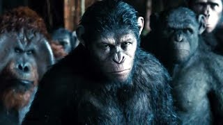 Download Dawn Of The Planet Of The Apes Official International Trailer #2 (2014) Andy Serkis HD Video