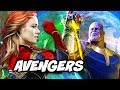 Download Avengers Infinity War Captain Marvel Brie Larson Costume Preview Breakdown Video