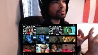 Download Tech N9ne - Am I A Psycho? (Feat. B.o.B and Hopsin) - Official Music Video REACTION!!! Video