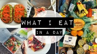 Download What I Eat in a Day! | Healthy & Clean ♡ Video