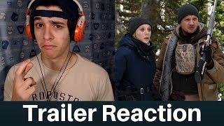 Download WIND RIVER TRAILER #1 reaction Video