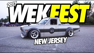 Download WEKFEST EAST NEW JERSEY WAS INSANE !!!!! STANCE CARS, JDM CLASSICS, & RB26 SUBARU'S !?! Video