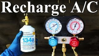 Download How to Properly Recharge Your AC System Video