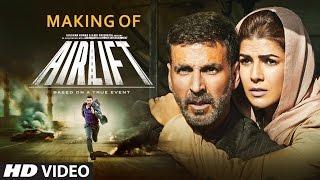 Download Making of Airlift Movie | Akshay Kumar & Nimrat Kaur | Raja Krishna Menon Video