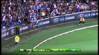 Download Commonwealth Bank Series Match 1 Australia vs India - Highlights Video