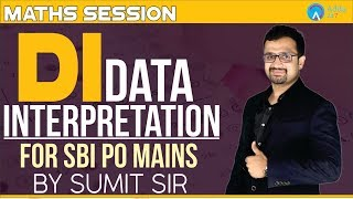 Download DI for SBI PO Mains 2018 by Sumit Sir   Bankers Adda Video