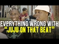 "Everything Wrong With Zay Hilfigerr & Zayion McCall - ""Juju On That Beat"""